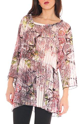 Anèe - Camisas - para mujer Rosa pallido