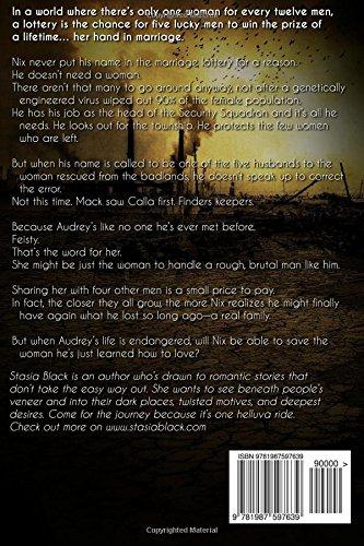 Theirs to Protect: a Reverse Harem Romace: Amazon de: Stasia Black