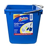 Quickie 20040-4 5 Gallon Bucket & Cleaning Caddy