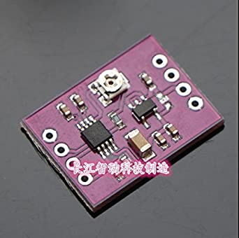 cjmcu-333 ina333 humanos Micro señal multifuncional tres Op Amp Amplificador de precisión instrumentación