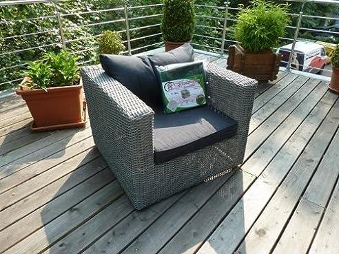 Amazon.de: Schutzhülle Rattanmöbel -Rattan Lounge Sessel ...
