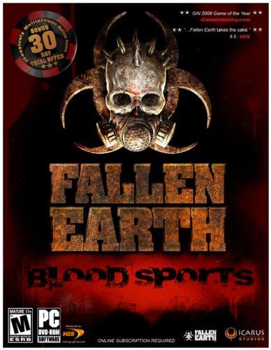 Fallen Earth: Blood Sports - PC