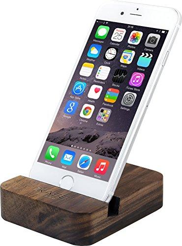 The Kase 31840650supporto legno di noce