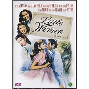 Little Women (DVD) ~ June Allyson, Peter Lawford, Margaret O'Brien
