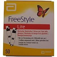 Abbott FreeStyle Lite, 50 Streifen