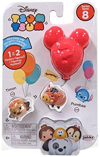 Disney Tsum Tsum Series 8 - Timon/Pumbaa/Tsumprise