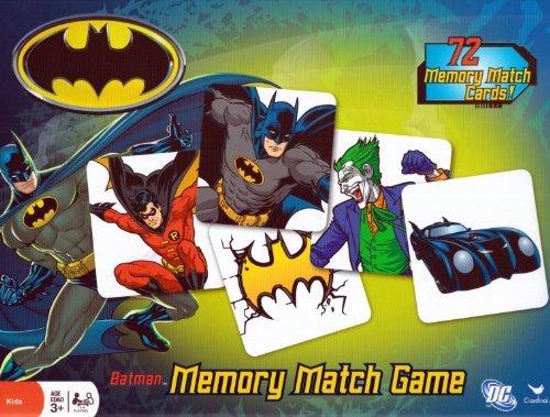 [Memory Match Game-Batman] (Bat Memories)