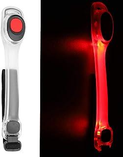 SEEYU Ceinture de sécurité Clignotante à LED pour Le Sport, Le Cyclisme, la Course à Pied, la sécurité
