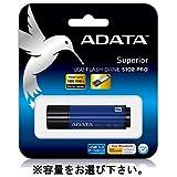 A-Data S102 Pro Advanced 8GB Speicherstick USB 3.0 blau