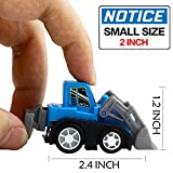 Yeonhatoys Pull Back Vehicles,12 Pack Assorted Construction Vehicles and Race Car Toy,Yeonha Toys Vehicles Truck Mini Car Toy for Kids Toddlers Boys,Pull Back and Go Car Toy Play Set