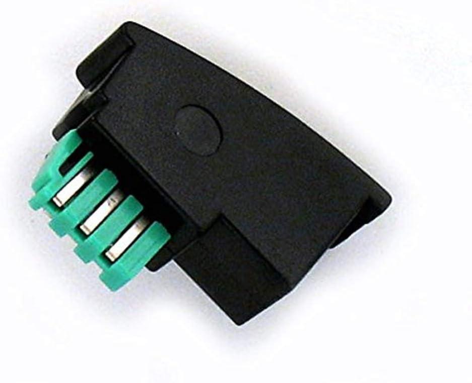 Hama Adapter Tae U Stecker Modular Kupplung 6p6c Elektronik