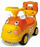 Saffire Kids Animal Park Ride On, Orange