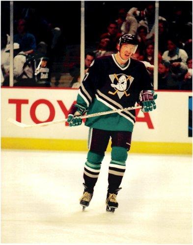 Kurri Anaheim Ducks Unsigned Photo