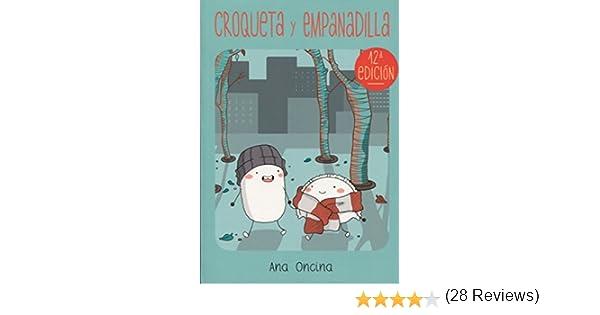 Croqueta y Empanadilla (Novela gráfica): Amazon.es: Ana ...