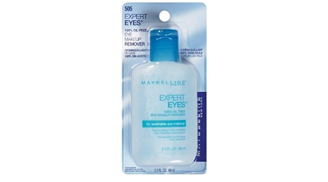 Maybelline Expert Eyes 100% Oil Free Eye MakeUp Remover 70 ml (Pack of 3) Unknown
