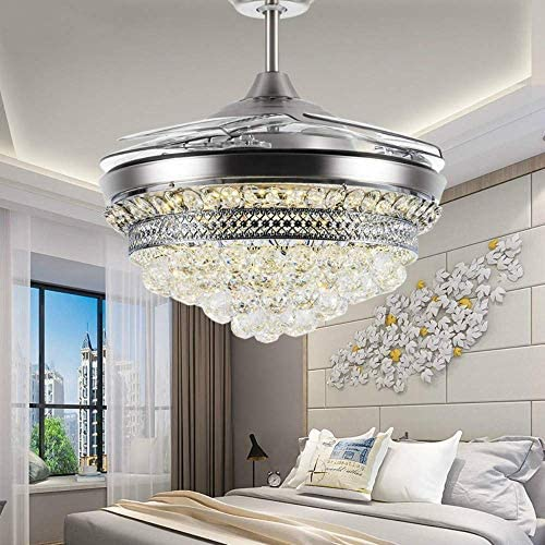 Lighting Groups 42″ Invisible Ceiling Fan