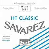 Savarez Strings 545J Bronze Classical Guitar Strings, Medium