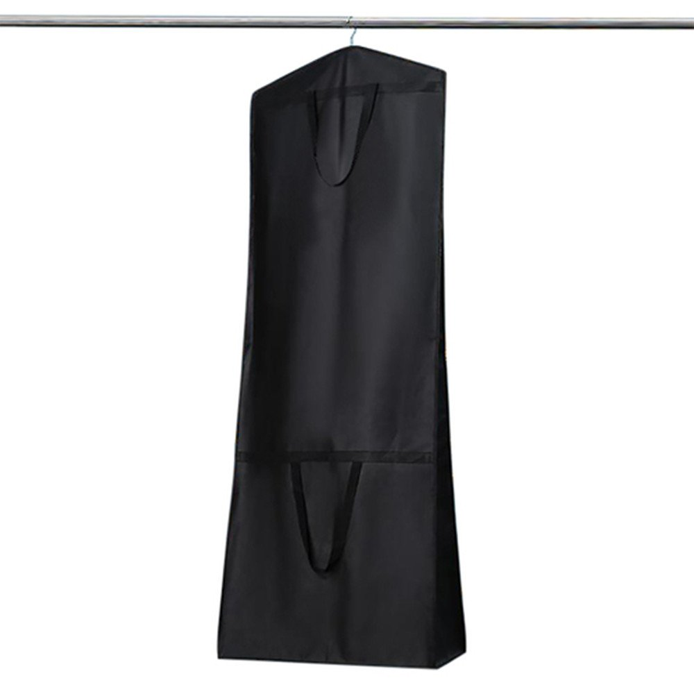 Wedding Dress Garment Bag,Caiyuangg Dustproof Trailing Bridal Dress Cover Bag,Pack of 1 (180cm)