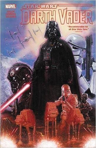 Amazon Star Wars Darth Vader By Kieron Gillen Salvador Larroca Omnibus 9781302908218 Jason Aaron Mike Deodato