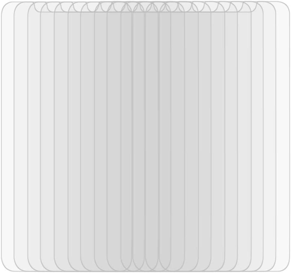 ZHANGYUNSHENG 100 PCS 0.26mm 9H 2.5D Tempered Glass Film for Xiaomi Poco F1 zys