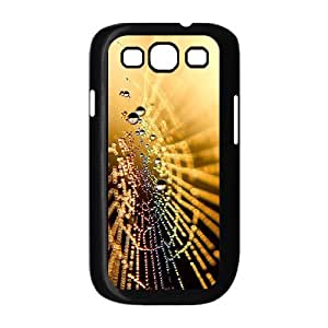 Crystal droplets Brand New Cover Case with Hard Shell Protection for Samsung Galaxy S3 I9300 Case lxa#449936