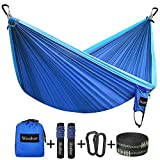 Wonbor Team pay most attention on customer service and product quality. If you have any issue with our double camping hammock at any time, please always contact us first before leaving feedback/review. We will strive to fix the issue to your full sat...