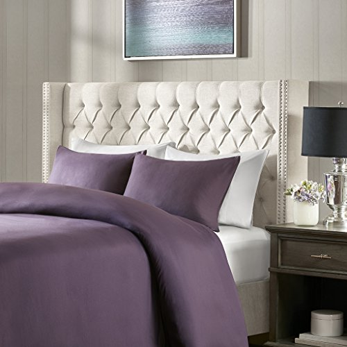 Amelia Upholstery Headboard Cream King ()