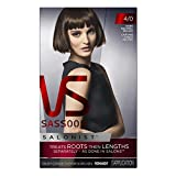Vidal Sassoon Salonist Hair Colour Permanent Color