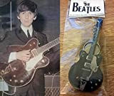 Keychain Guitar Gretsch Chet Atkins George Harrison The Beatles