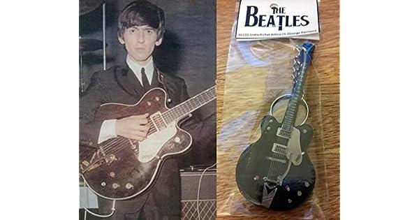 Amazon.com: Llavero Guitarra Gretsch Chet Atkins George ...