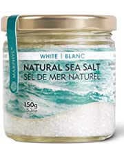 Natural Sea Salt/Fleur de Sel - Organic - Manually harvested in Vancouver Island, Canada