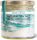 Natural Sea Salt/Fleur de Sel - Organic - Manually Harvested in Vancouver Island, Canada