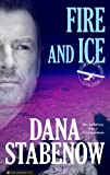 Front cover for the book Fire and Ice by Dana Stabenow