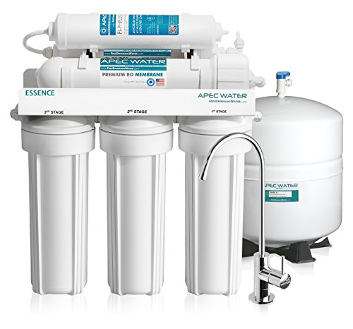APEC-Water-Systems-Roes-PH75-Top-Tier-Built-in-USA-Ultra-Safe-pH-Alkaline-Calcium-Mineral-Reverse-Osmosis-Drinking-Water-System