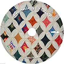 Learning to Quilt 3 Easy Learn to Quilt Books & Video Tutorials on DVD