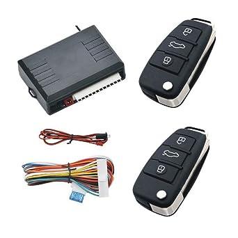 Sistema de encendido YSHtanj para coche con alarma antirrobo ...