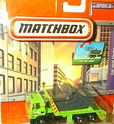 Skip Truck (Matchbox Holmes DAF Skip Truck Real Working)