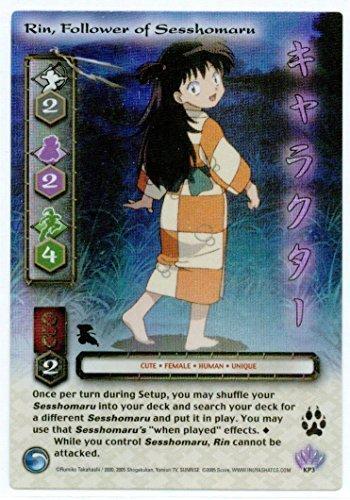 inuyasha-ccg-card-rin-follower-of-sesshomaru-foil-promo-card
