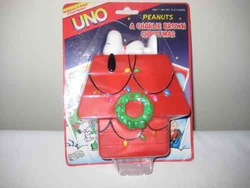 Uno Peanuts a Charlie Brown Christmas ()