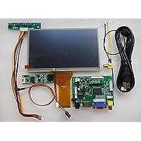 7 inch 1024600 Touch Screen DIY Kit LCD Module with Car Display Monitor Rear Veiw HDMI VGA USB AV Raspberry Pi 3