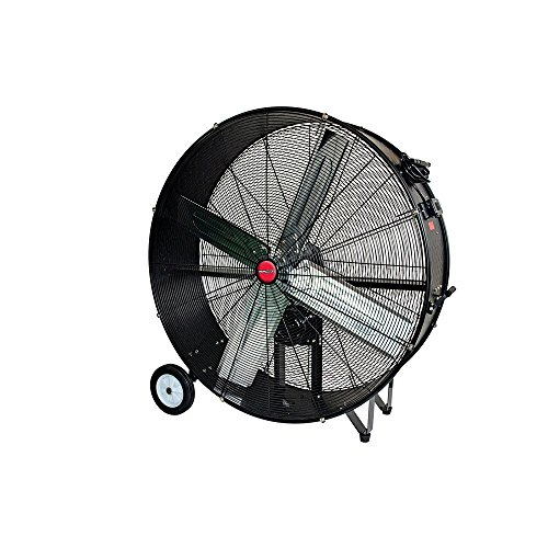 OEMTOOLS 24876 42 Inch Belt Driven Barrel Fan