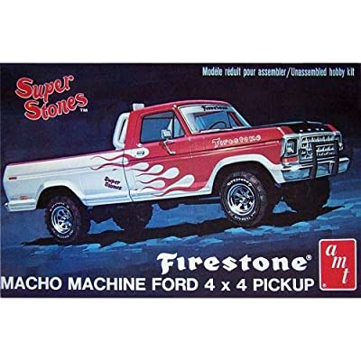 AMT 1/25 '78 Ford Pick-Up, AMT858: Toys & Games