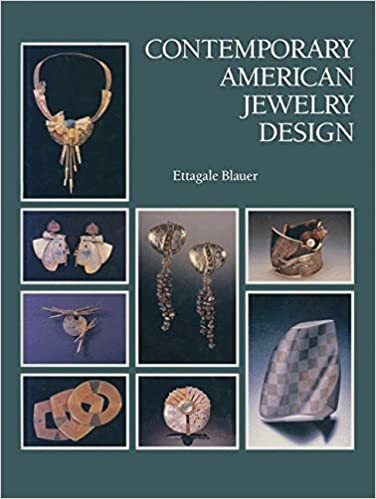 Contemporary American Jewelry Design Ettagale Blauer 9781475748567