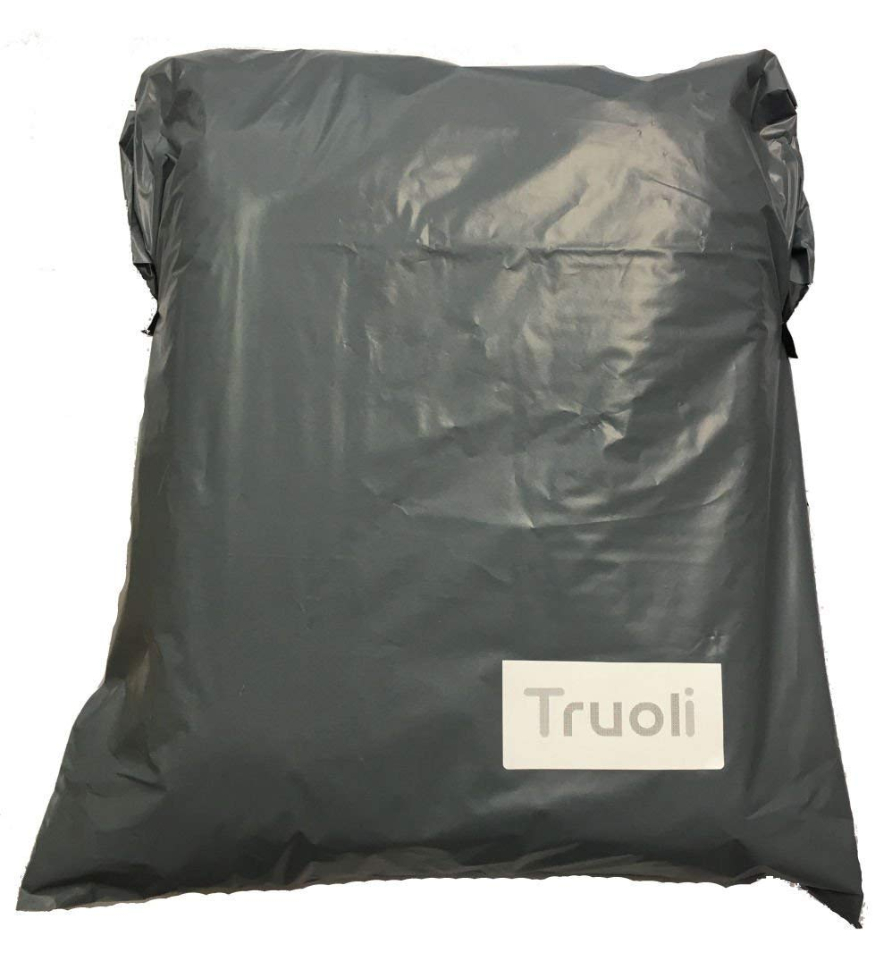 Truoli Pack of 6 Large Frost Protection Winter Fleece Jackets Cover Protect Plant Shrub 125cm x 80cm Kingfisher Gardening