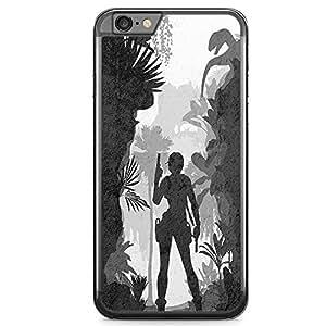 Loud Universe Lara Croft Jungle Adventure iPhone 6 Case Tomb Raider Adventure iPhone 6 Cover with Transparent Edges