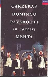 Three Tenors Concert  1990