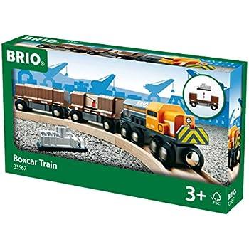 BRIO Boxcar Train