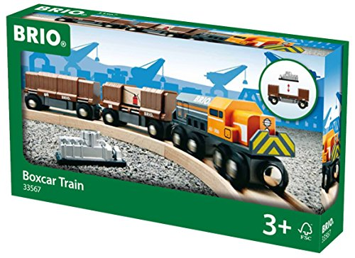 (Train Car Boxcar)
