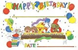 Eureka Suzy's Zoo Birthday Recognition Awards (844700) - DISCONTINUED by Manufacturer