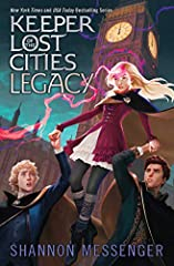 Illusions shatter—and Sophie and her friends face impossible choices—in this astonishing eighth book in the New York Times and USA TODAY bestselling Keeper of the Lost Cities series. Sophie Foster wants answers. But after a lifetime of lies, ...